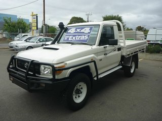 2007 Toyota Landcruiser Workmate Cab Chassis.