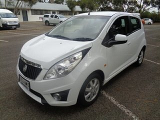 2011 Holden Barina Spark CD Hatchback.