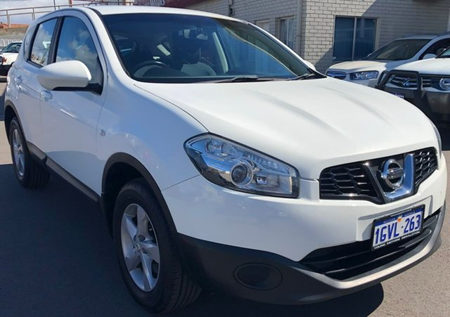 Used Nissan Dualis ST Hatch X-tronic 2WD, Geraldton, 2012 Nissan Dualis ST Hatch X-tronic 2WD Hatchback