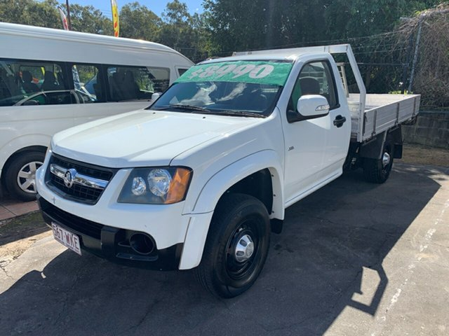 Used Holden Colorado LX (4x2), Clontarf, 2008 Holden Colorado LX (4x2) Cab Chassis