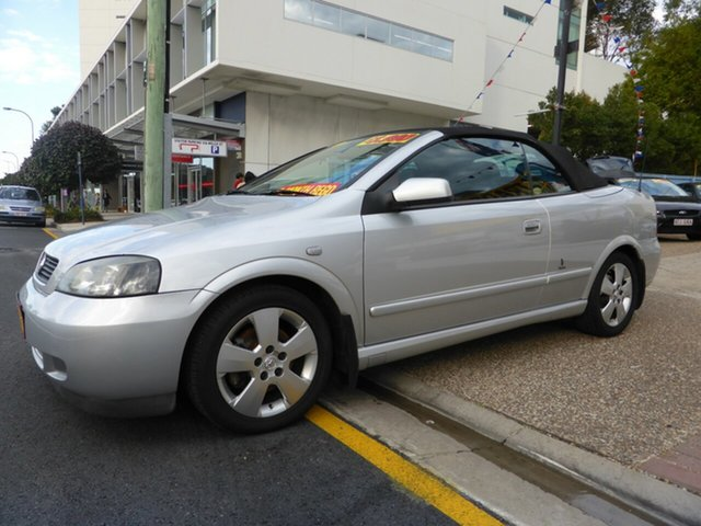Used Holden Astra CD, Southport, 2005 Holden Astra CD Coupe