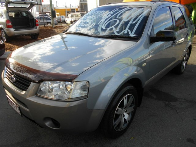 Used Ford Territory TS, Slacks Creek, 2005 Ford Territory TS Wagon