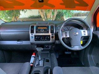 2011 Nissan Navara ST-X (4x4) Dual Cab Pick-up.