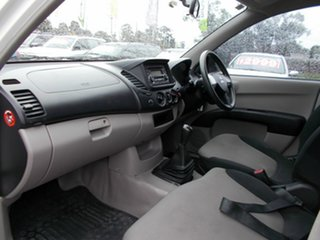 2011 Mitsubishi Triton GLX 4x2 Utility.