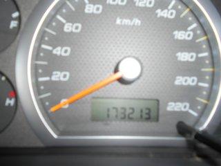 2005 Ford Territory TS Wagon.