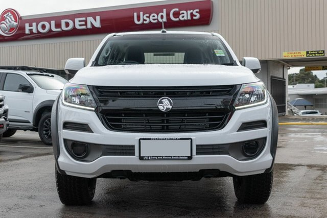 Demonstrator, Demo, Near New Holden Colorado LS Pickup Crew Cab, Oakleigh, 2019 Holden Colorado LS Pickup Crew Cab RG MY19 Utility