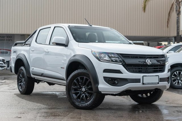 Demonstrator, Demo, Near New Holden Colorado LS Pickup Crew Cab, Oakleigh, 2018 Holden Colorado LS Pickup Crew Cab RG MY18 Utility