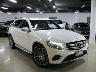 2016 Mercedes-Benz GLC250 d 9G-Tronic 4MATIC Wagon.