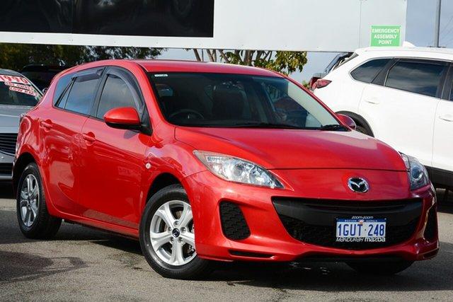 Used Mazda 3, Mandurah, 2013 Mazda 3 Hatchback