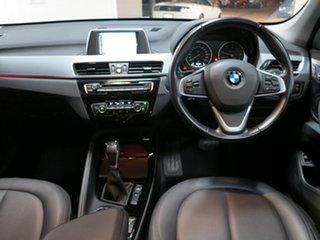 2016 BMW X1 sDrive18d Steptronic Wagon.