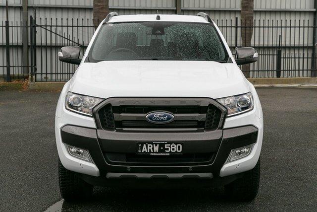 Used Ford Ranger XLT Super Cab, Oakleigh, 2017 Ford Ranger XLT Super Cab PX MkII Utility