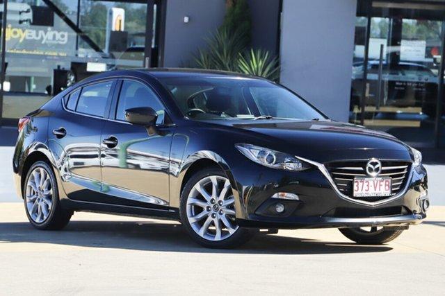 Used Mazda 3 SP25 SKYACTIV-MT, Indooroopilly, 2014 Mazda 3 SP25 SKYACTIV-MT Sedan