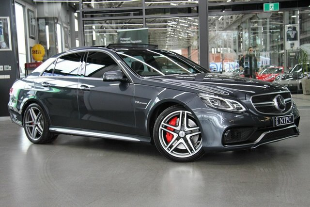 Used Mercedes-Benz E63 AMG SPEEDSHIFT MCT S, North Melbourne, 2014 Mercedes-Benz E63 AMG SPEEDSHIFT MCT S Sedan