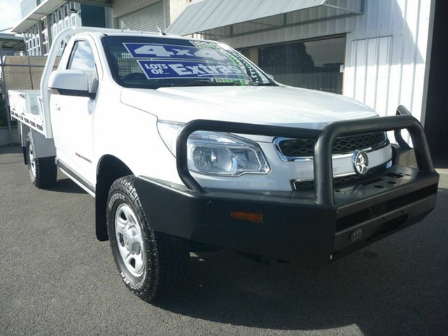 Used Holden Colorado LX, Edwardstown, 2014 Holden Colorado LX Cab Chassis