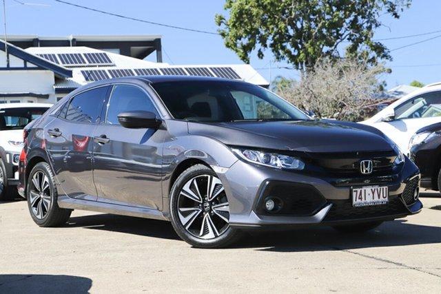 Used Honda Civic VTi-L, Indooroopilly, 2017 Honda Civic VTi-L Hatchback