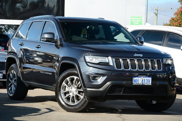 Used Jeep Grand Cherokee Laredo (4x2), Mandurah, 2014 Jeep Grand Cherokee Laredo (4x2) Wagon
