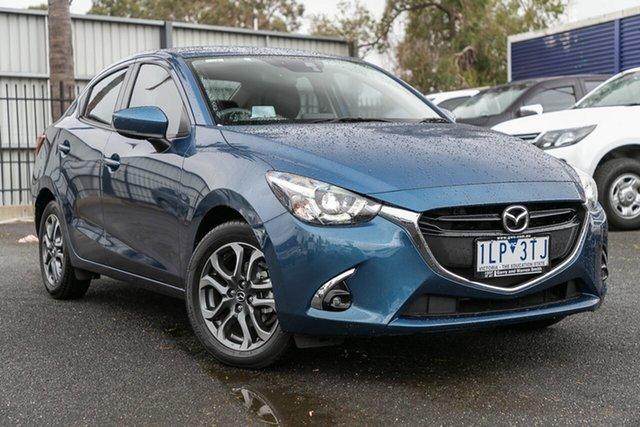 Used Mazda 2 GT SKYACTIV-Drive, Oakleigh, 2017 Mazda 2 GT SKYACTIV-Drive DL2SAA Sedan