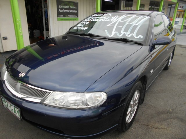 Used Holden Berlina, Slacks Creek, 2000 Holden Berlina Sedan