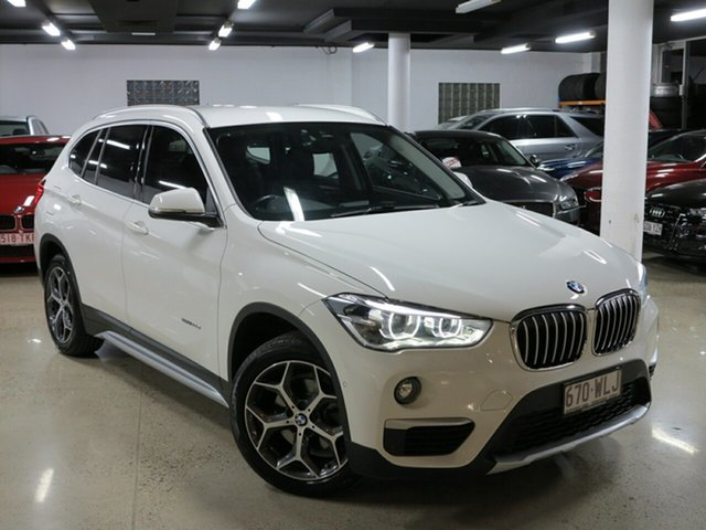 Used BMW X1 sDrive18d Steptronic, Albion, 2016 BMW X1 sDrive18d Steptronic Wagon