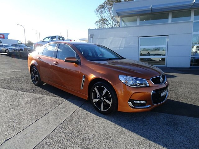Used Holden Commodore SV6, Nowra, 2017 Holden Commodore SV6 Sedan
