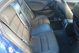 2006 Holden Commodore SVZ Sedan.