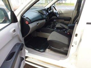 2013 Mitsubishi Triton GLX Double Cab Utility.