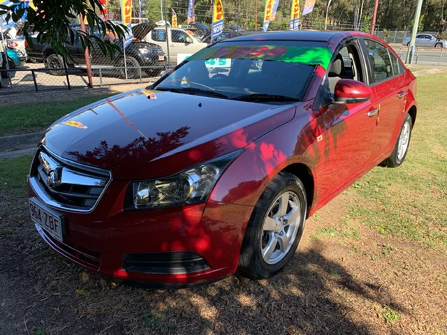 Used Holden Cruze CD, Clontarf, 2010 Holden Cruze CD Sedan