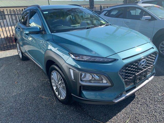 New Hyundai Kona Elite 2WD, Beaudesert, 2019 Hyundai Kona Elite 2WD Wagon