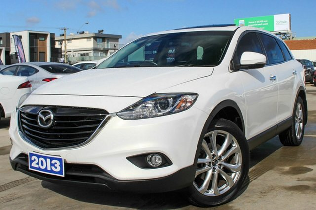 Used Mazda CX-9 Luxury Activematic AWD, Coburg North, 2013 Mazda CX-9 Luxury Activematic AWD Wagon