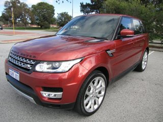 2014 Land Rover Range Rover Sport SDV6 CommandShift HSE Wagon.