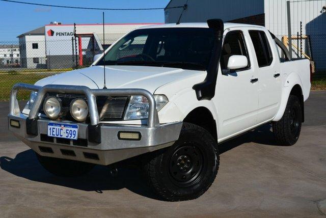 Used Nissan Navara RX (4x4), Kewdale, 2007 Nissan Navara RX (4x4) Dual Cab Pick-up
