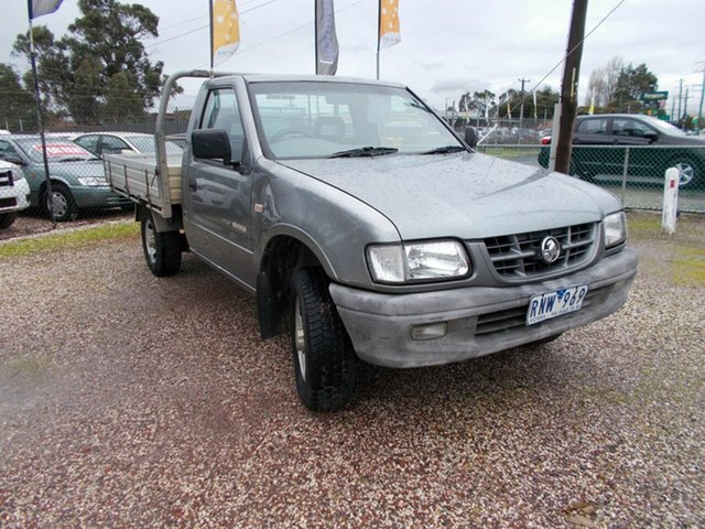 Used Holden Rodeo LX 4x2, Bayswater, 2002 Holden Rodeo LX 4x2 Utility