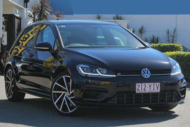 Used Volkswagen Golf R DSG 4MOTION Grid Edition, Toowong, 2018 Volkswagen Golf R DSG 4MOTION Grid Edition Hatchback