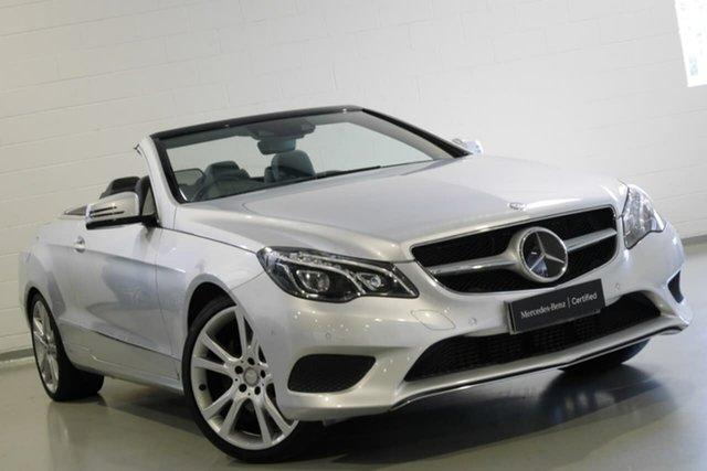 Used Mercedes-Benz E250 7G-Tronic +, Warwick Farm, 2013 Mercedes-Benz E250 7G-Tronic + Cabriolet