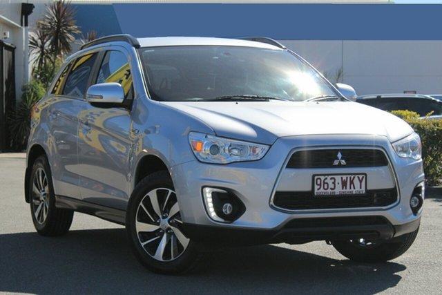 Used Mitsubishi ASX LS 2WD, Bowen Hills, 2015 Mitsubishi ASX LS 2WD Wagon