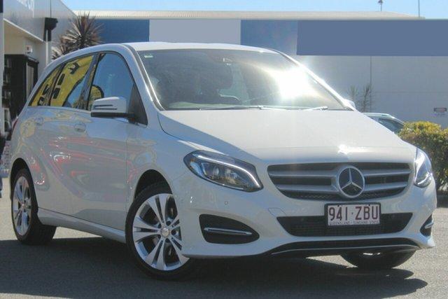 Used Mercedes-Benz B200 CDI DCT, Bowen Hills, 2015 Mercedes-Benz B200 CDI DCT Hatchback