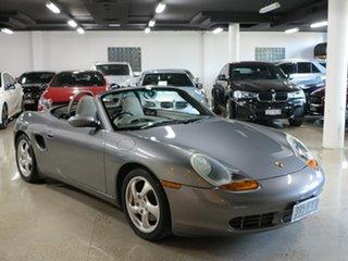 2001 Porsche Boxster S Convertible.