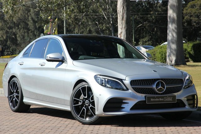 Discounted Used Mercedes-Benz C-Class C300 9G-TRONIC, Warwick Farm, 2018 Mercedes-Benz C-Class C300 9G-TRONIC Sedan