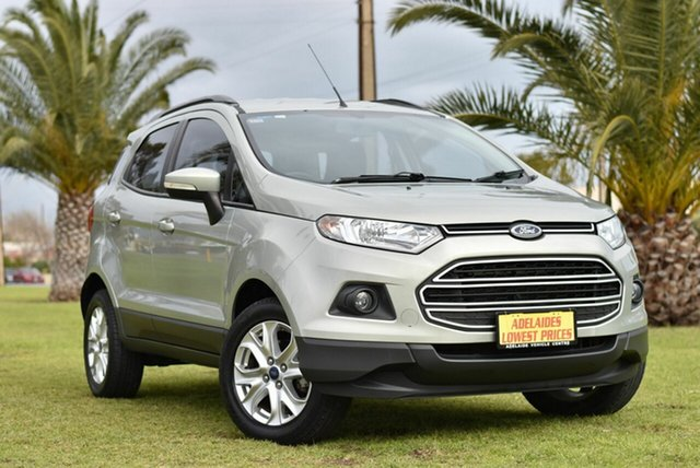 Used Ford Ecosport Trend PwrShift, Enfield, 2014 Ford Ecosport Trend PwrShift Wagon