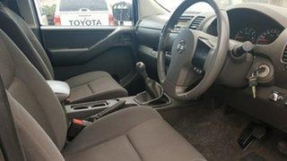 2010 Nissan Navara RX (4x4) Dual Cab Pick-up.