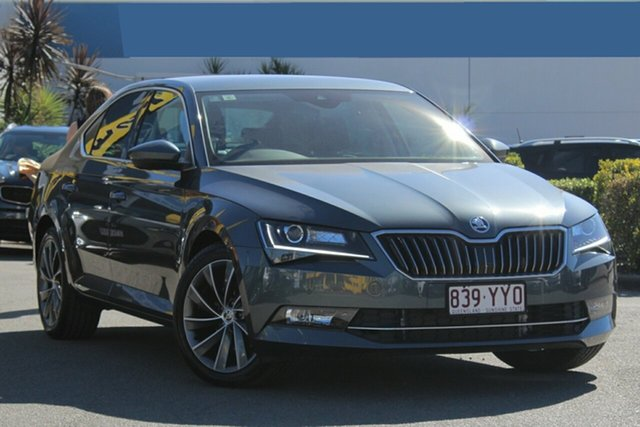 Used Skoda Superb 162TSI Sedan DSG, Toowong, 2019 Skoda Superb 162TSI Sedan DSG Liftback