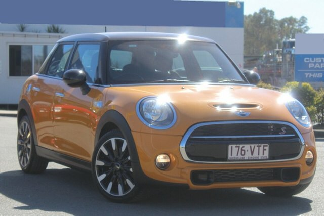 Used Mini Hatch Cooper S, Toowong, 2014 Mini Hatch Cooper S Hatchback
