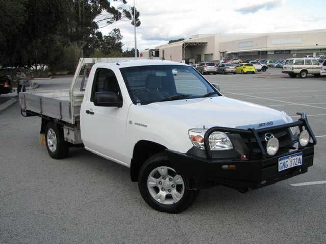 Used Mazda BT-50 DX 4x2, Maddington, 2010 Mazda BT-50 DX 4x2 Cab Chassis