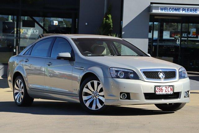 Used Holden Caprice V, Indooroopilly, 2011 Holden Caprice V Sedan