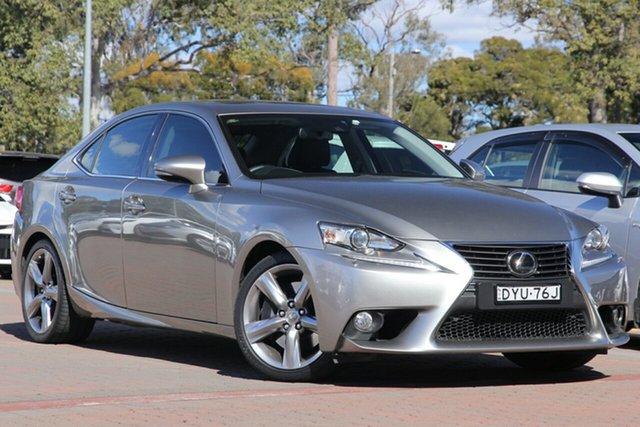 Used Lexus IS IS350 Sports Luxury, Warwick Farm, 2013 Lexus IS IS350 Sports Luxury Sedan