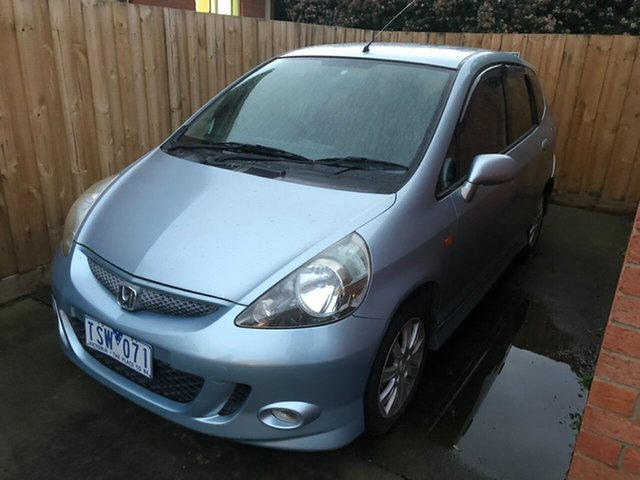 Used Honda Jazz VTi Vibe, Glen Waverley, 2005 Honda Jazz VTi Vibe Hatchback