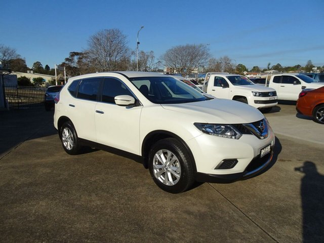 Used Nissan X-Trail ST X-tronic 2WD, Nowra, 2015 Nissan X-Trail ST X-tronic 2WD Wagon