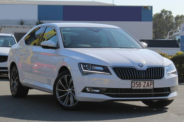 Used Skoda Superb 162TSI Sedan DSG, Toowong, 2018 Skoda Superb 162TSI Sedan DSG Liftback