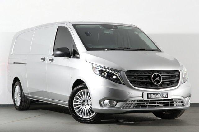 Used Mercedes-Benz Vito 119BlueTEC LWB 7G-Tronic +, Narellan, 2017 Mercedes-Benz Vito 119BlueTEC LWB 7G-Tronic + Van
