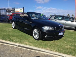 2009 BMW 120i Convertible.